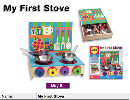 Myfirststove