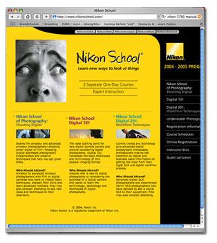 Nikonschoolpage