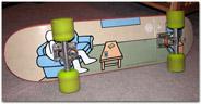 Skateboardsmall